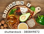 Foods Rich In Vitamin E Such A...