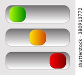 horizontal power button sliders ...