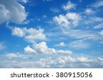 Beautiful Cloudscape Over...
