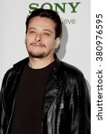 """Small photo of Edward Furlong at the Los Angeles Premiere of """"The Green Hornet"""" held at the Grauman's Chinese Theater in Hollywood, California, United States on January 10, 2010."""