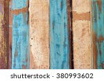 abstract grunge wood texture... | Shutterstock . vector #380993602