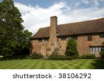 an old house in the kent... | Shutterstock . vector #38106292