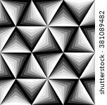 vector illustration. seamless... | Shutterstock .eps vector #381089482