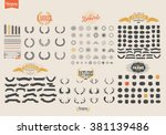 premium design elements. great... | Shutterstock .eps vector #381139486