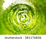 Green Abstract Background...