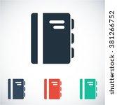 book  icon  book  vector icon ...