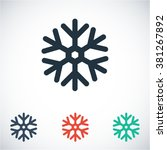 snow icon  snow vector icon ...