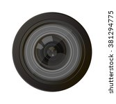 camera photo lens vector.... | Shutterstock .eps vector #381294775