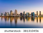 San Diego California Usa Downtown - Fine Art prints