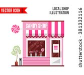 Candy Shop In A Pink Color....