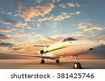jet plane | Shutterstock . vector #381425746