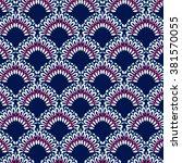 ethnic pattern   Shutterstock .eps vector #381570055
