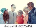 tourism  travel  people ... | Shutterstock . vector #381754438