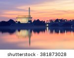The Lincoln Memorial And...