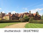 Tudor Manor House In Eton...