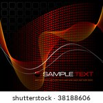 futuristic abstract background  ...