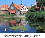 Marken Is A Village With A...