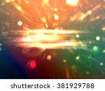 lights background | Shutterstock . vector #381929788
