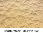 Sand Texture. Sandy Beach For...