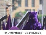 Holy Week In Seville  Spain