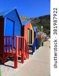Muizenberg Cape Town Cabins...