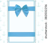 Blank Greeting Card Template...
