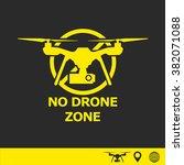 drone | Shutterstock .eps vector #382071088