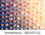 Colorful Hearts Paper Garland...
