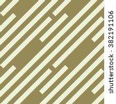 seamless geometric pattern.... | Shutterstock .eps vector #382191106