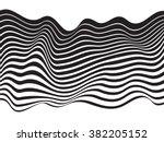 optical art background wave...