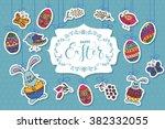 vector illustration of... | Shutterstock .eps vector #382332055