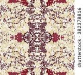 seamless nature pattern. stone  ... | Shutterstock .eps vector #382378816
