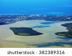 Small photo of Aerial Nukuâ??Alofa and Tongatapu Island. Nukuâ??Alofa, Kingdom of Tonga.