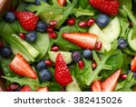 Colorful Summer Berry Salad