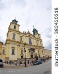 warsaw  poland   may 27  2015 ... | Shutterstock . vector #382420318