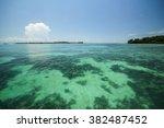 mak island koh mak trat thailand | Shutterstock . vector #382487452