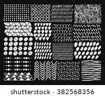 collections of design elements. ... | Shutterstock .eps vector #382568356