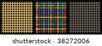three square pattern formed by... | Shutterstock .eps vector #38272006