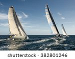 Sailing Yacht Race. Sailing. ...