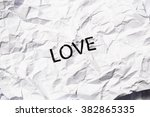 love | Shutterstock . vector #382865335