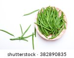 Group Of String Beans Also Call ...