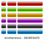 set of button  banner... | Shutterstock . vector #382893655