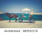 Horse Drawn Carriage  Chania ...