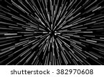 radial white concentric... | Shutterstock .eps vector #382970608