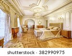 bedroom | Shutterstock . vector #382990975