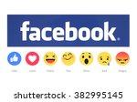 kiev  ukraine   february 26 ...   Shutterstock . vector #382995145