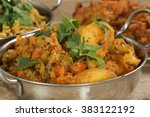 Indian Food Spicy Mixed...