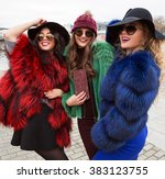 outdoors lifestyle fashion... | Shutterstock . vector #383123755