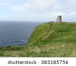 O'brien's Tower At The Cliffs...