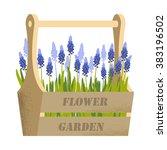 vector illustration in flat... | Shutterstock .eps vector #383196502